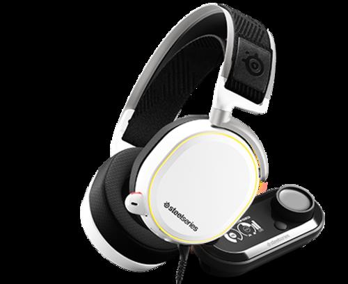 Arctis Pro + GameDAC White